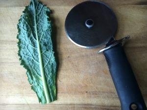 kale cutter ed